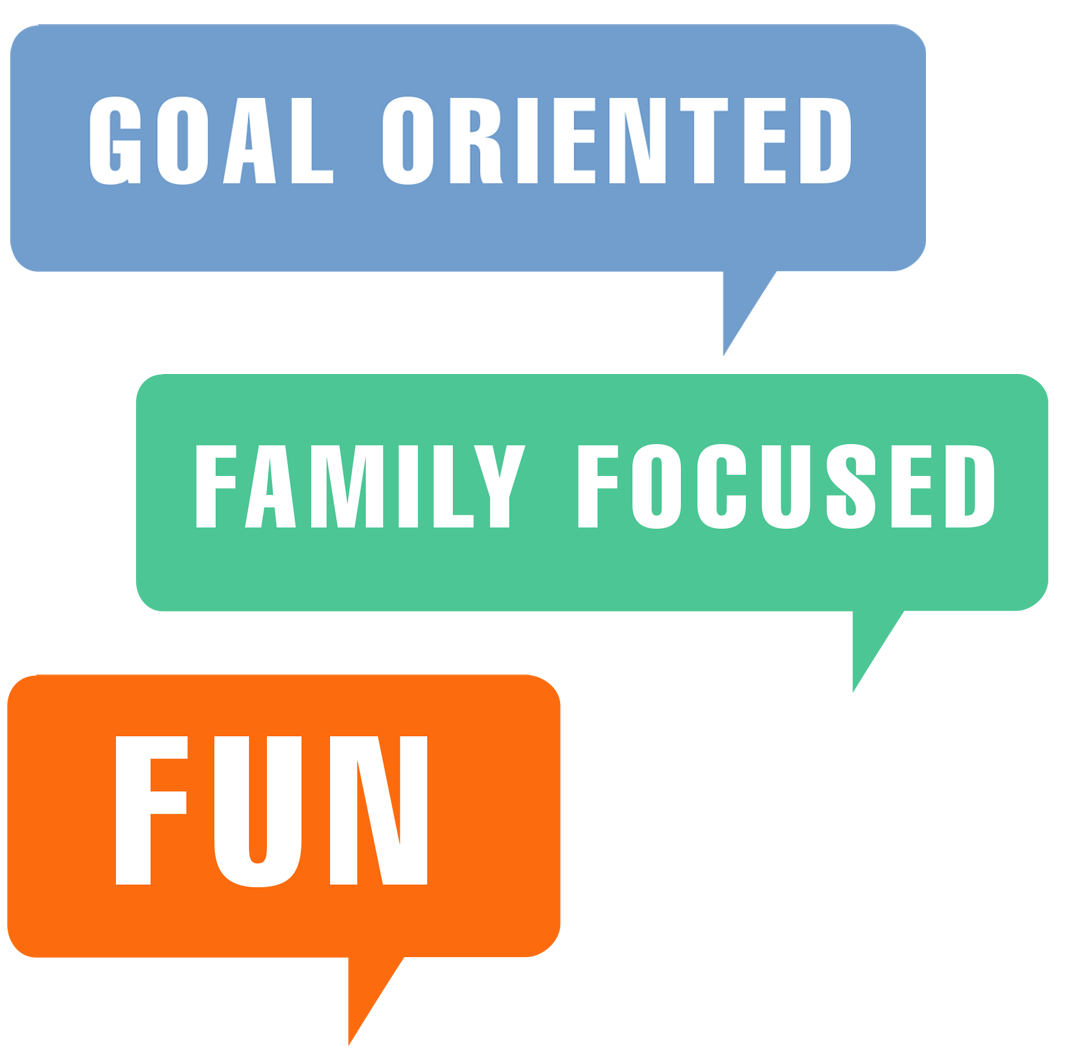 Speech In The City is goal oriented, family focused and fun